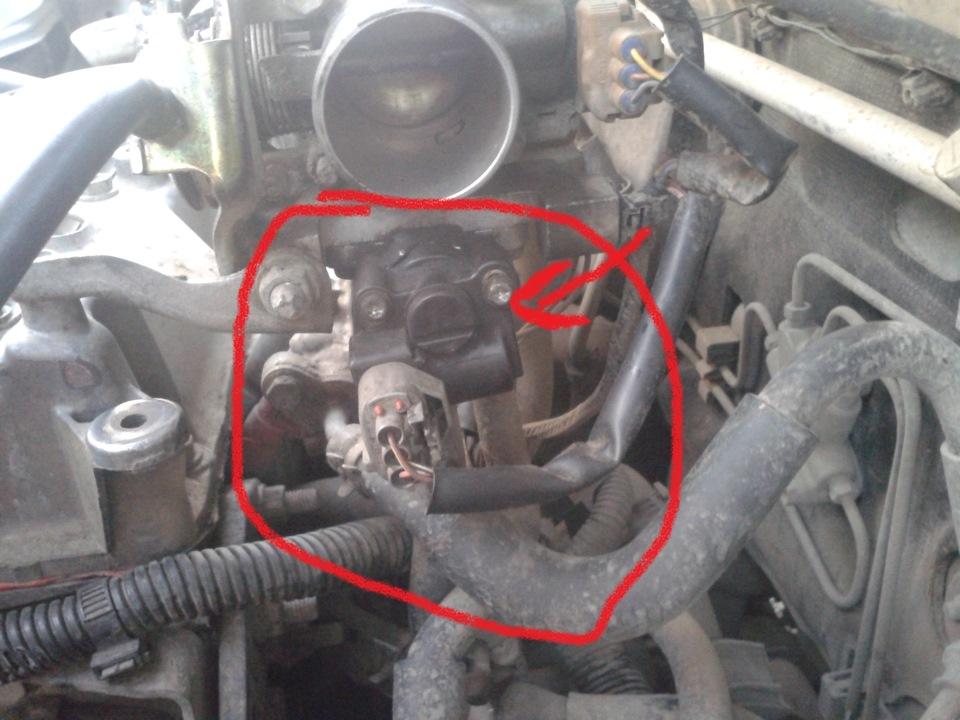 Перебои в работе двигателя, двигатель глохнет