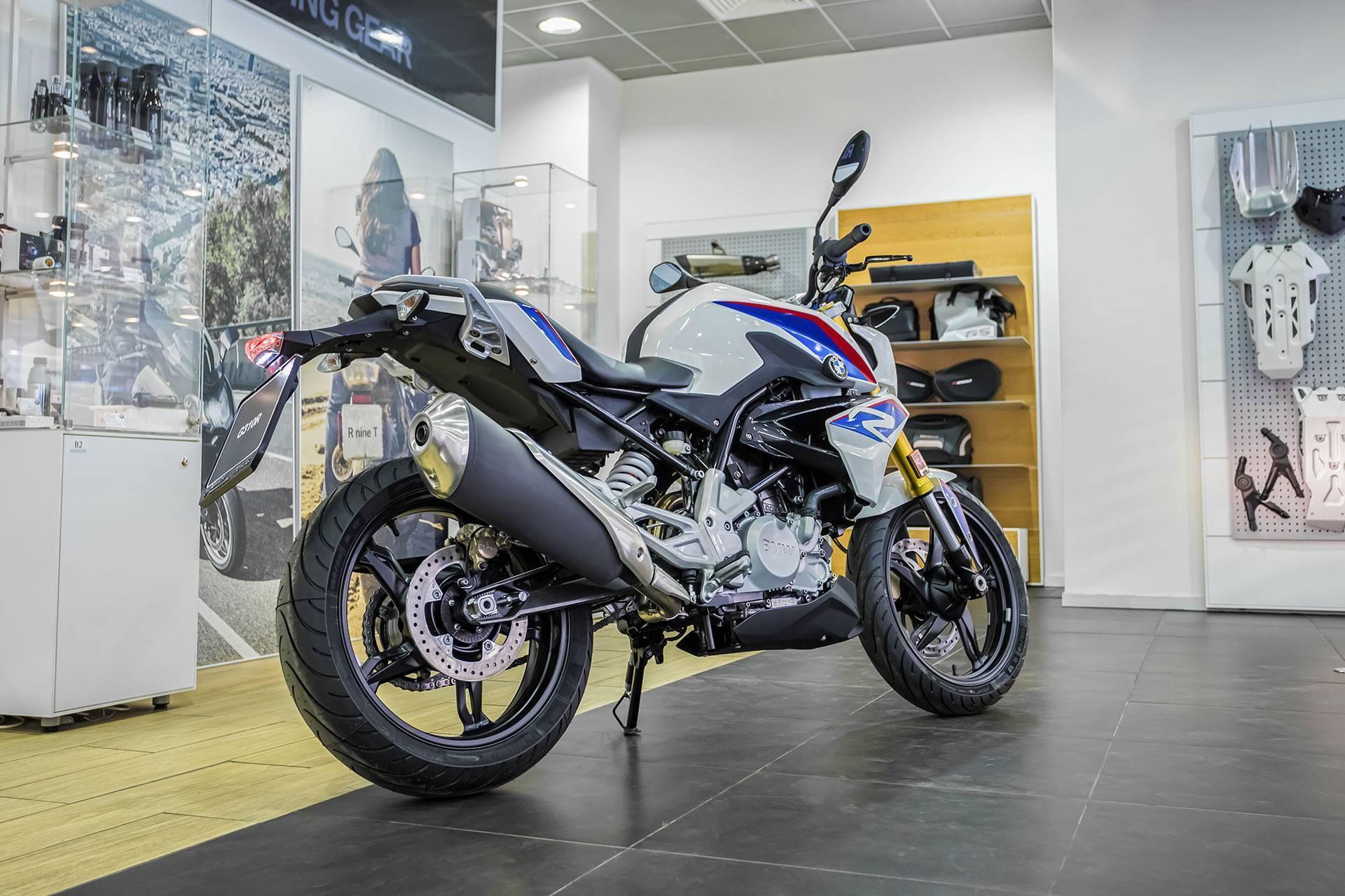 BMW G310R — нейкид-байк для начинающих