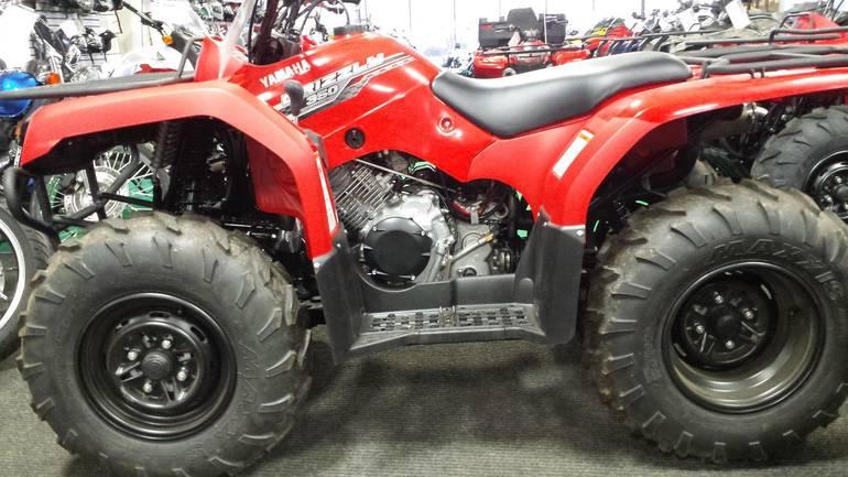 Квадроцикл Yamaha Grizzly 350 AUTOMATIC 4X4 (4wd)
