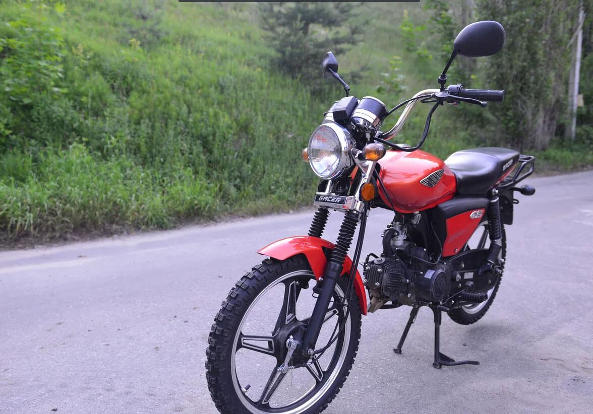 Racer Alpha RC50: дёшево и сердито