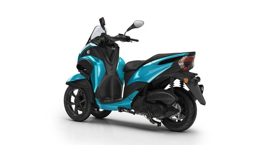 Премьера от Yamaha – трехколесный скутер Tricity 125