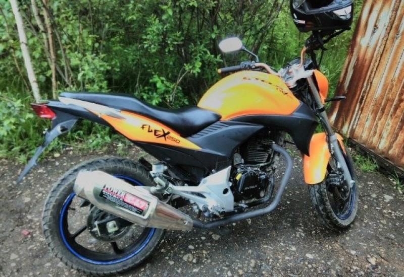 Недорого и совсем не сердито: Stels Flex 250