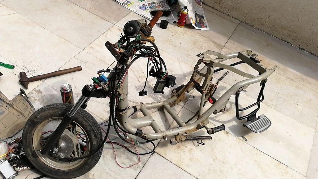 Тюнинг скутера своими руками – снимаем ограничители, заглушки и душилки и улучшаем ходовые качества