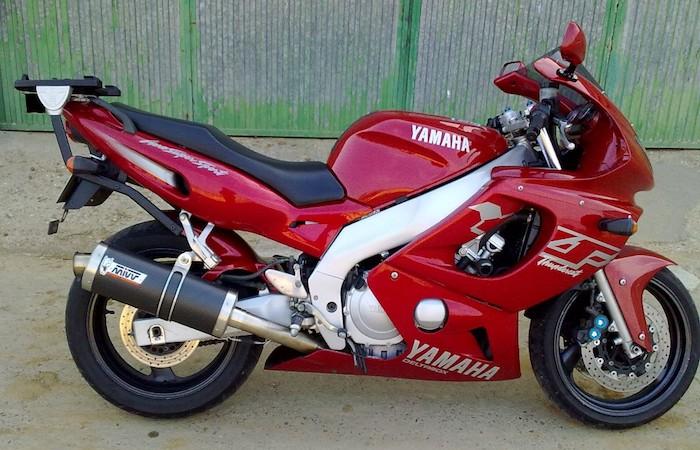 Мануалы и документация для Yamaha YZF600R Thundercat
