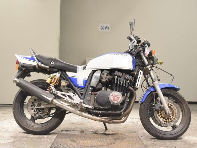 Мануалы и документация для Suzuki GSX 400 Impulse