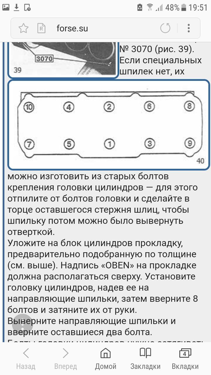 Как правильно затягивать резьбовые соединения при ремонте скутера