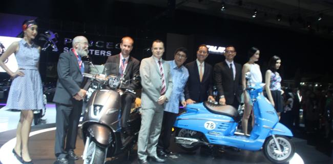 Контрольный пакет акций Peugeot Scooters продан индийской компании Mahindra