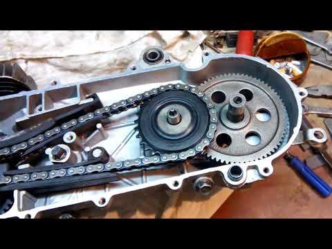 Сцепление скутера — устройство, принцип работы, ответы на вопросы - скутеры обслуживание и ремонт