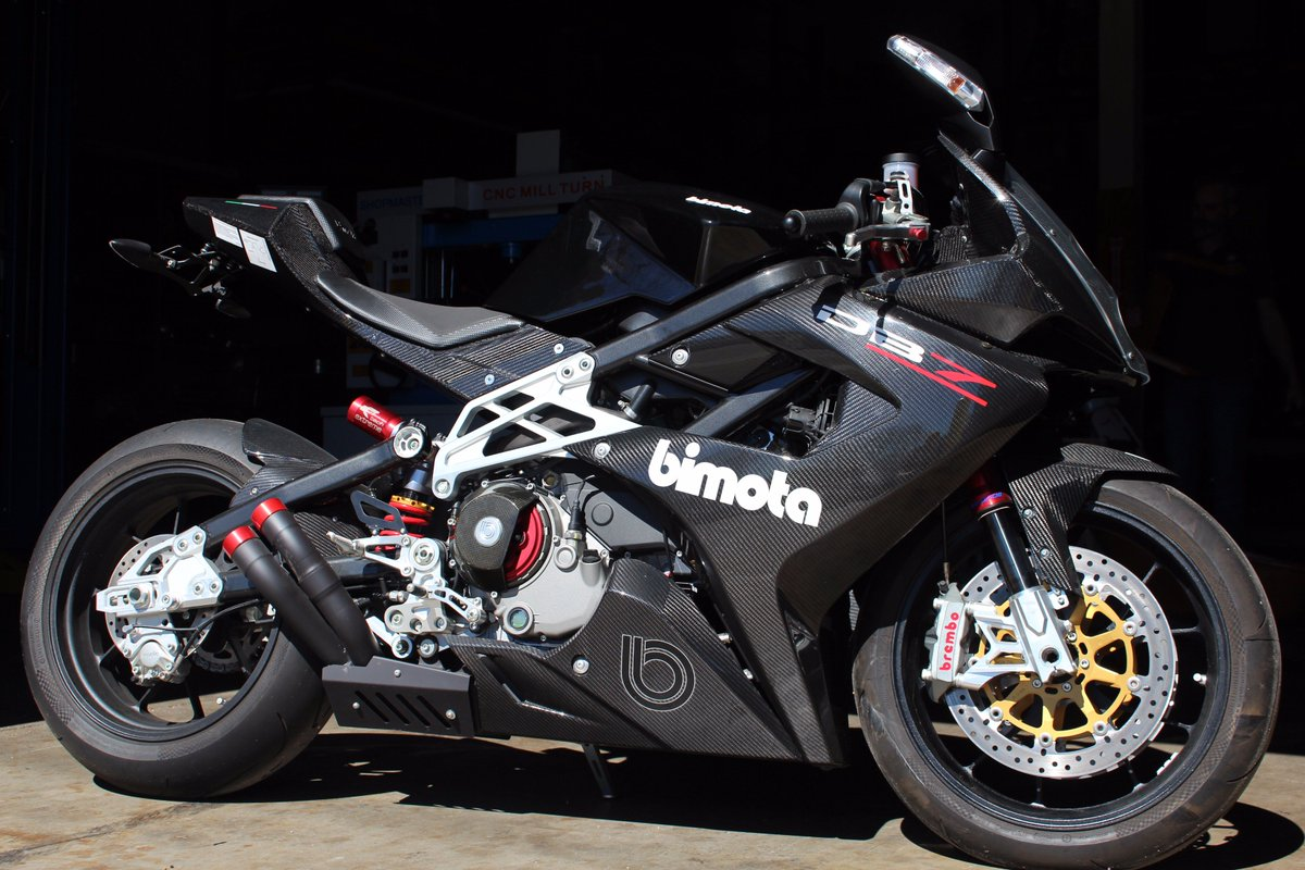 Bimota DB7 Black Edition