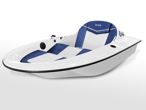 Электрическая лодка Vortex