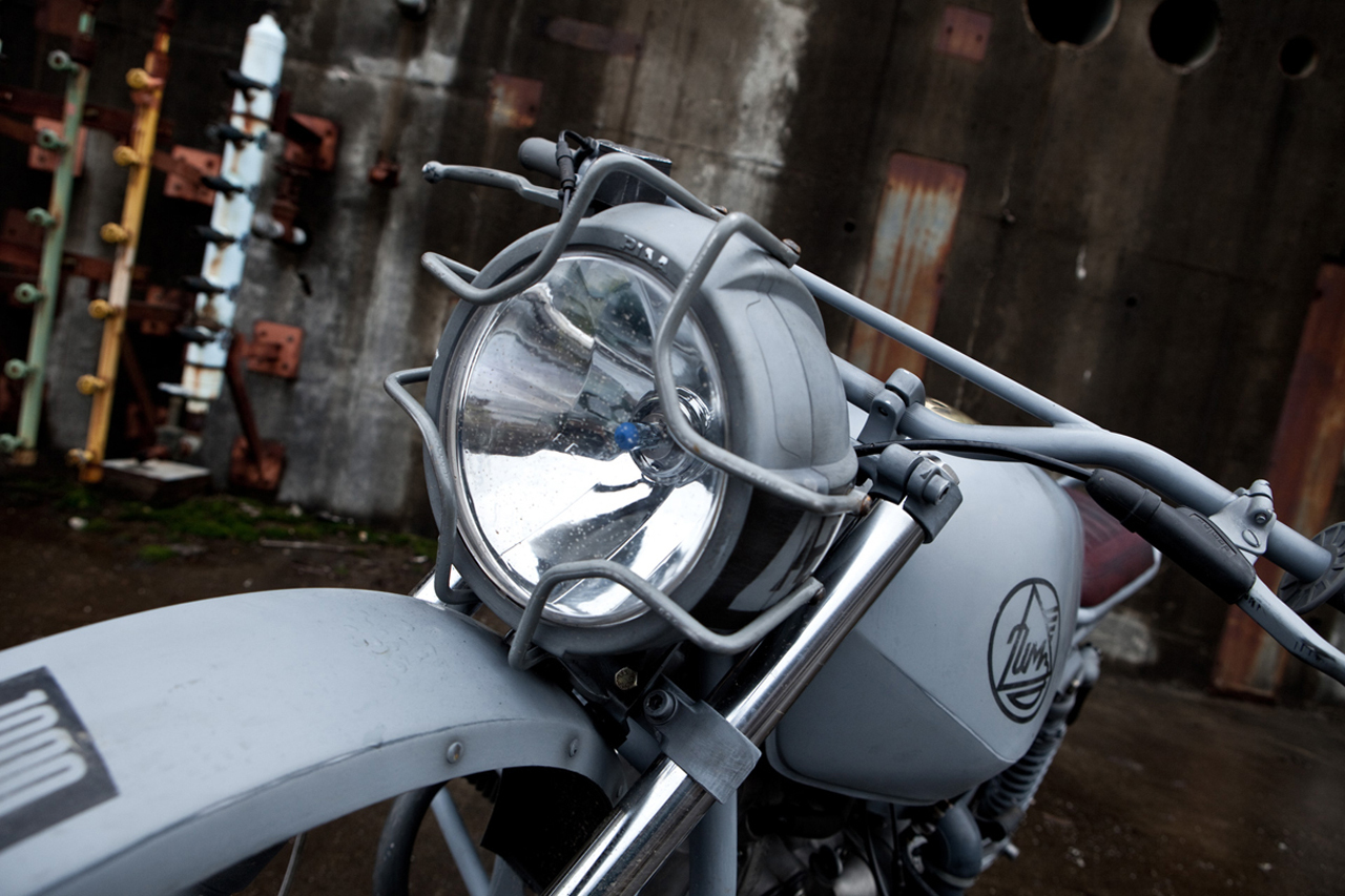 Урал Соло (Solo) — классический дорожный мотоцикл