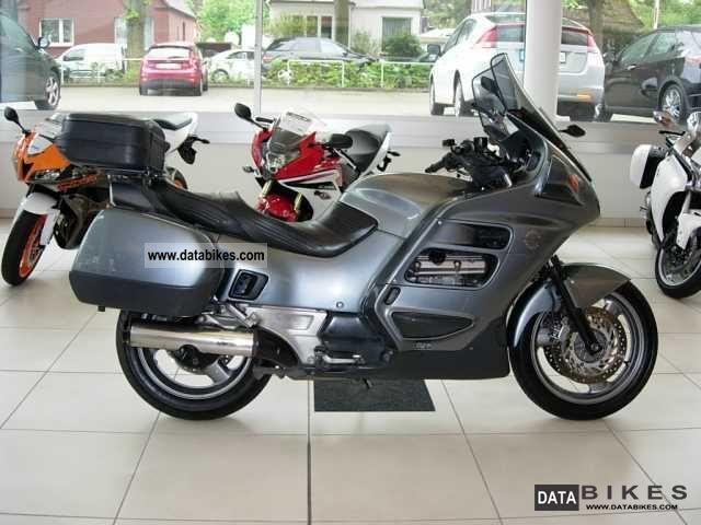 Мануалы и документация для Honda ST1100 Pan European