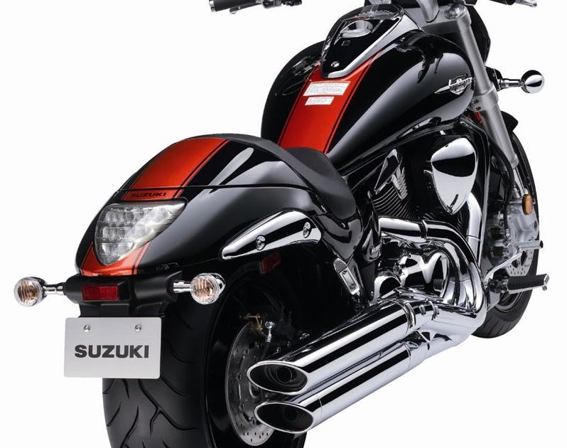 Suzuki Boulevard m109r - выбор тех, кто ищет свободу!