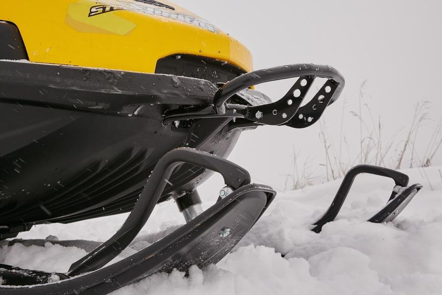 Накладки на лыжи для снегохода