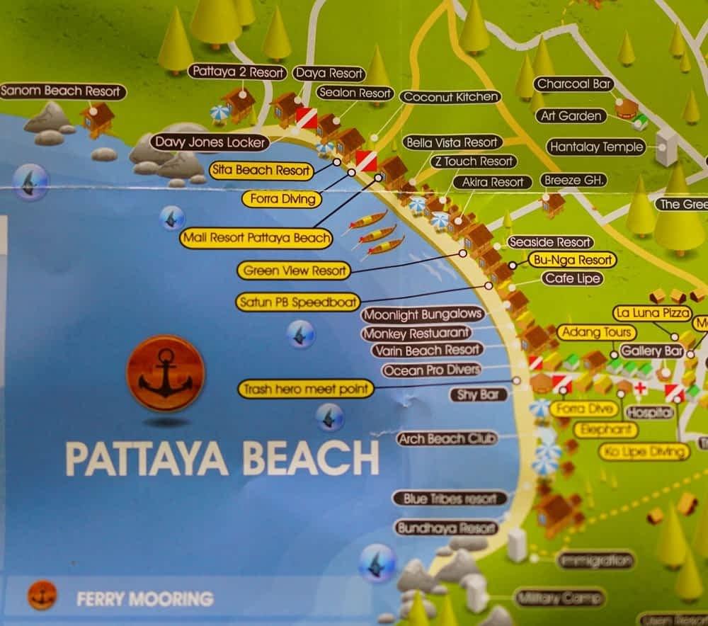Экскурсии в Паттайе