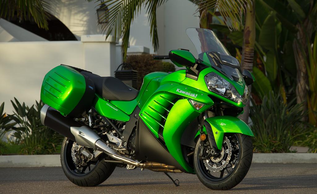 Мотоциклы Кавасаки — творения, не нуждающиеся в представлении