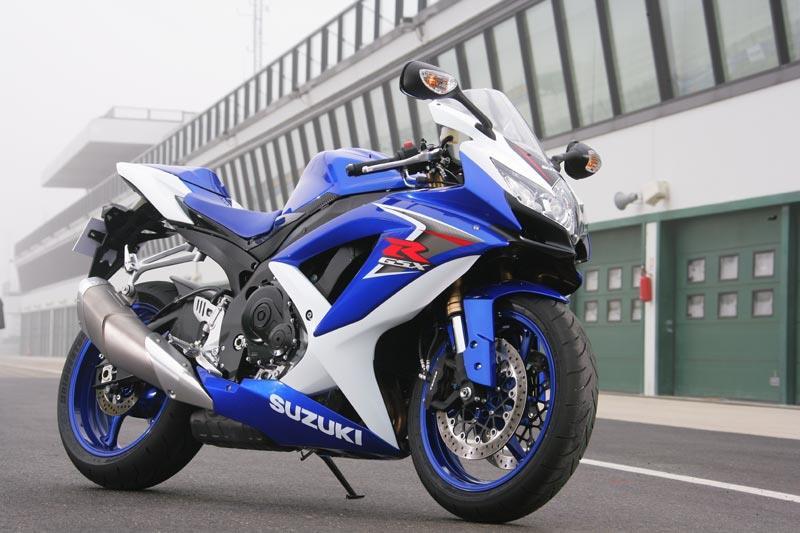 Обзор мотоцикла Suzuki GSX R600