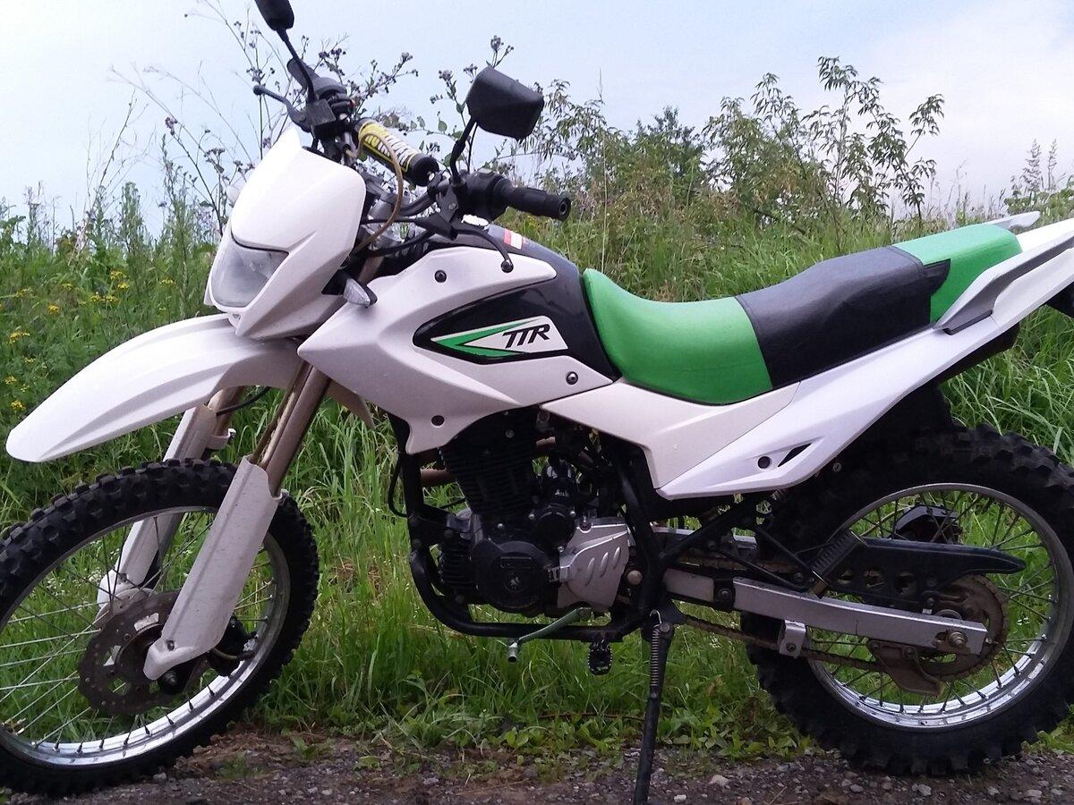 Недорогие мотоциклы Ирбис: только ли для новичков?