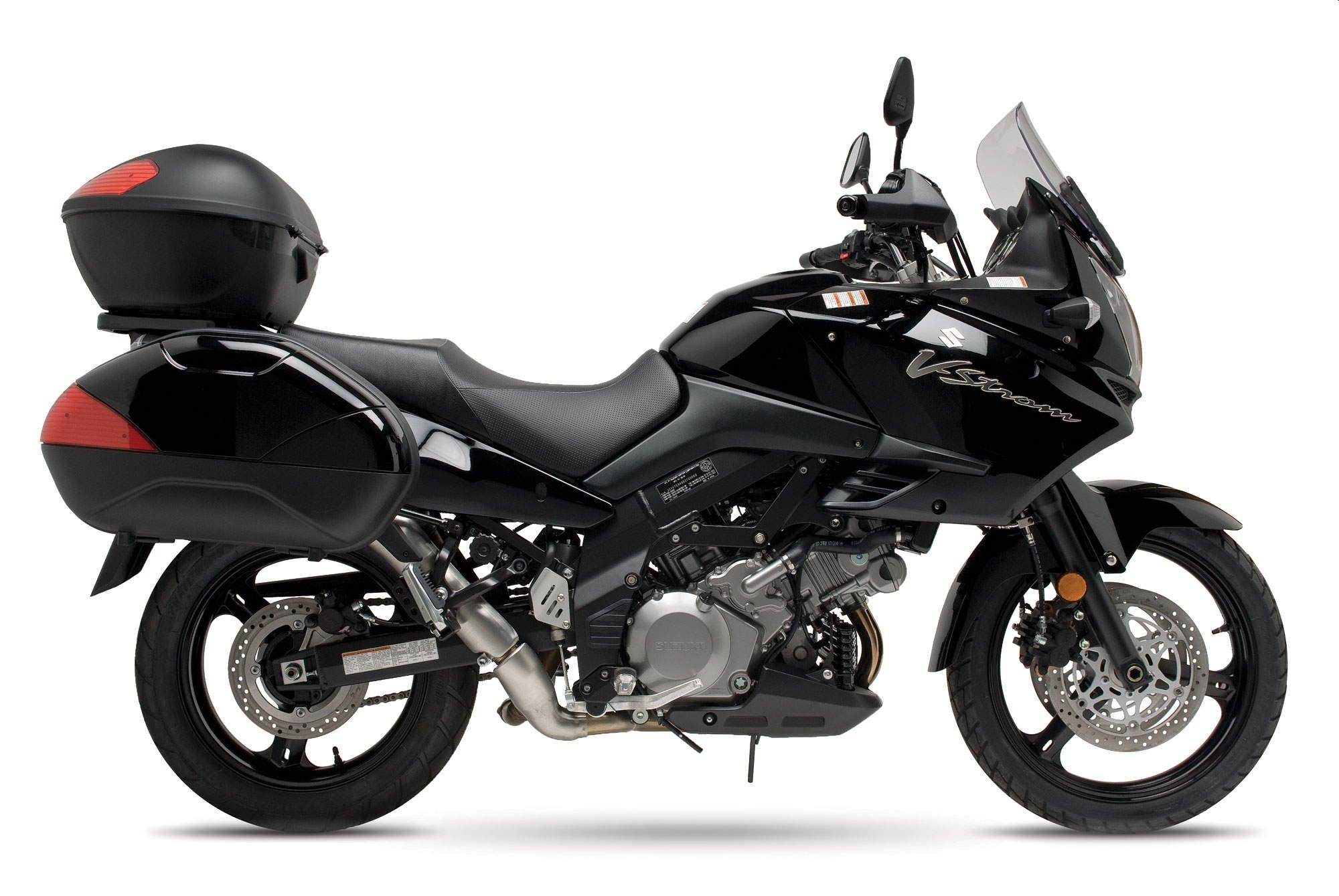 Suzuki V-Strom DL 1000 — недорогой турэндуро