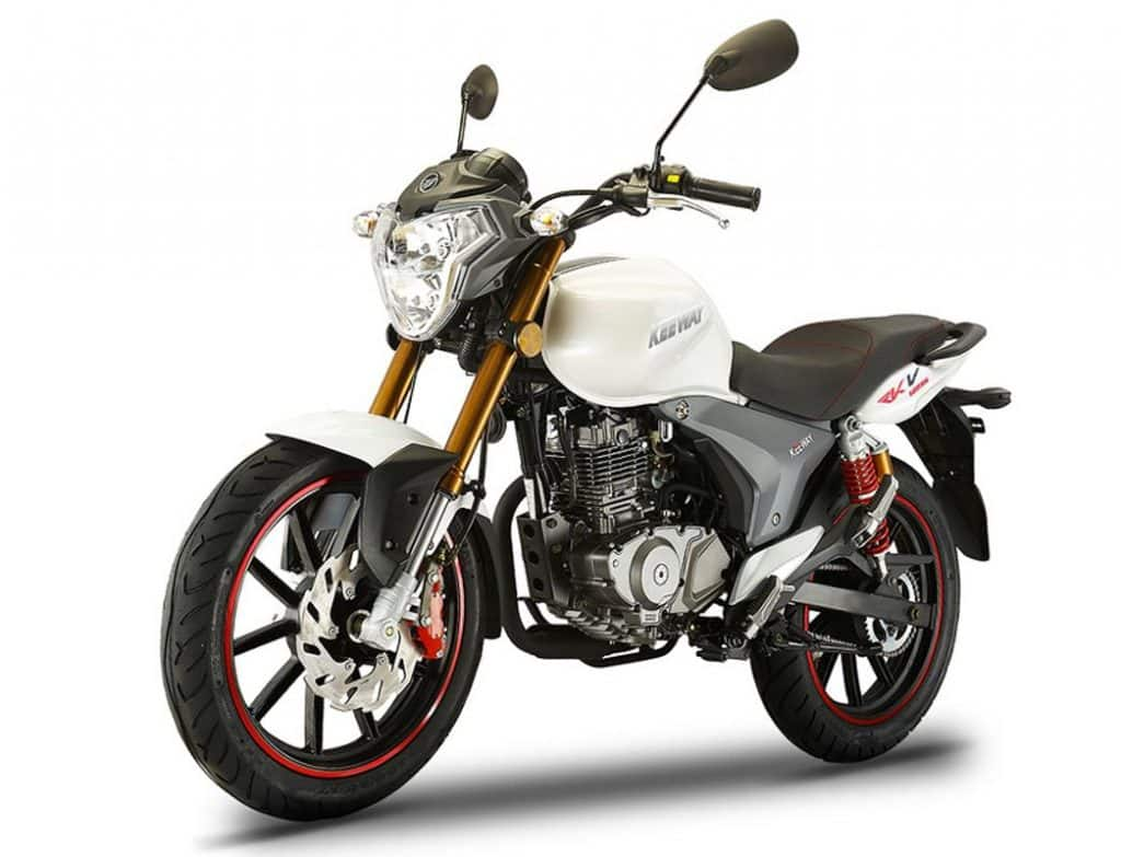 Мотоциклы с объемом двигателя 150 см³