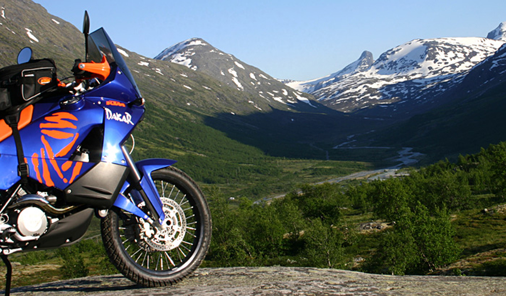 KTM Adventure 990: последний из австрийских могикан
