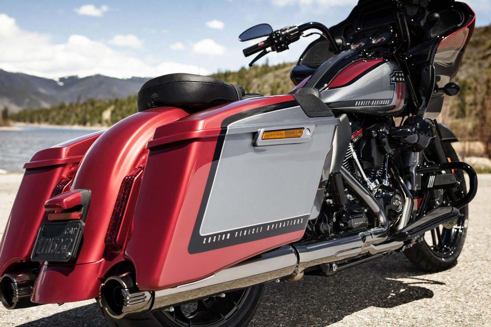 Harley-Davidson CVO Street Glide