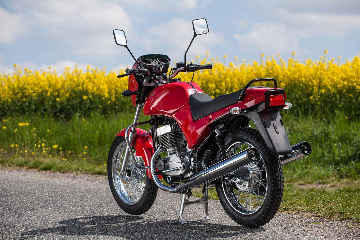 Мотоциклы Jawa