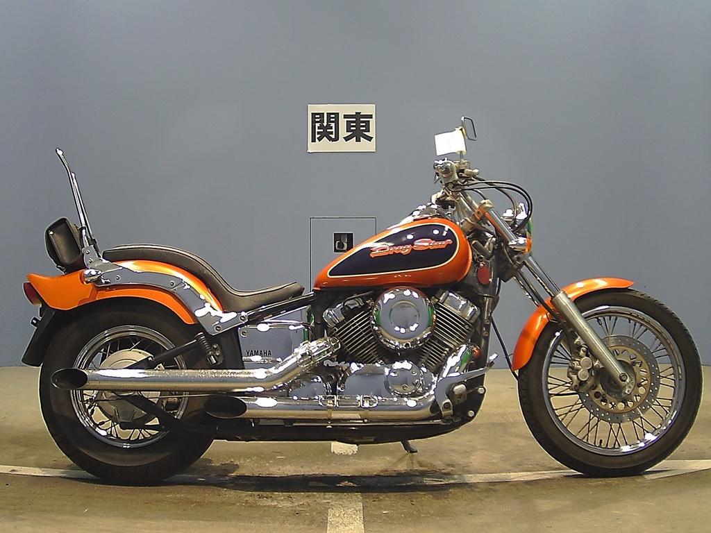 Обзор мотоцикла Yamaha Drag Star XVS 400