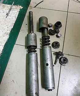 Амортизаторы иж и им подобные — устройство и ремонт.
