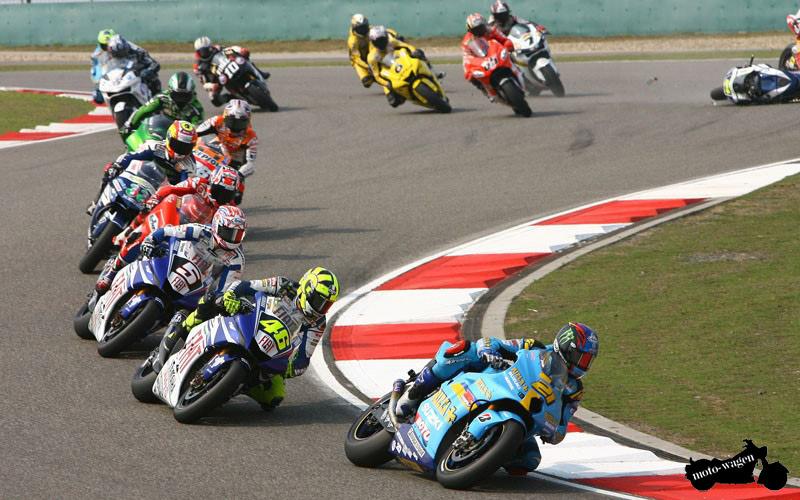 Гонки на мотоциклах: официальные и любительские соревнования