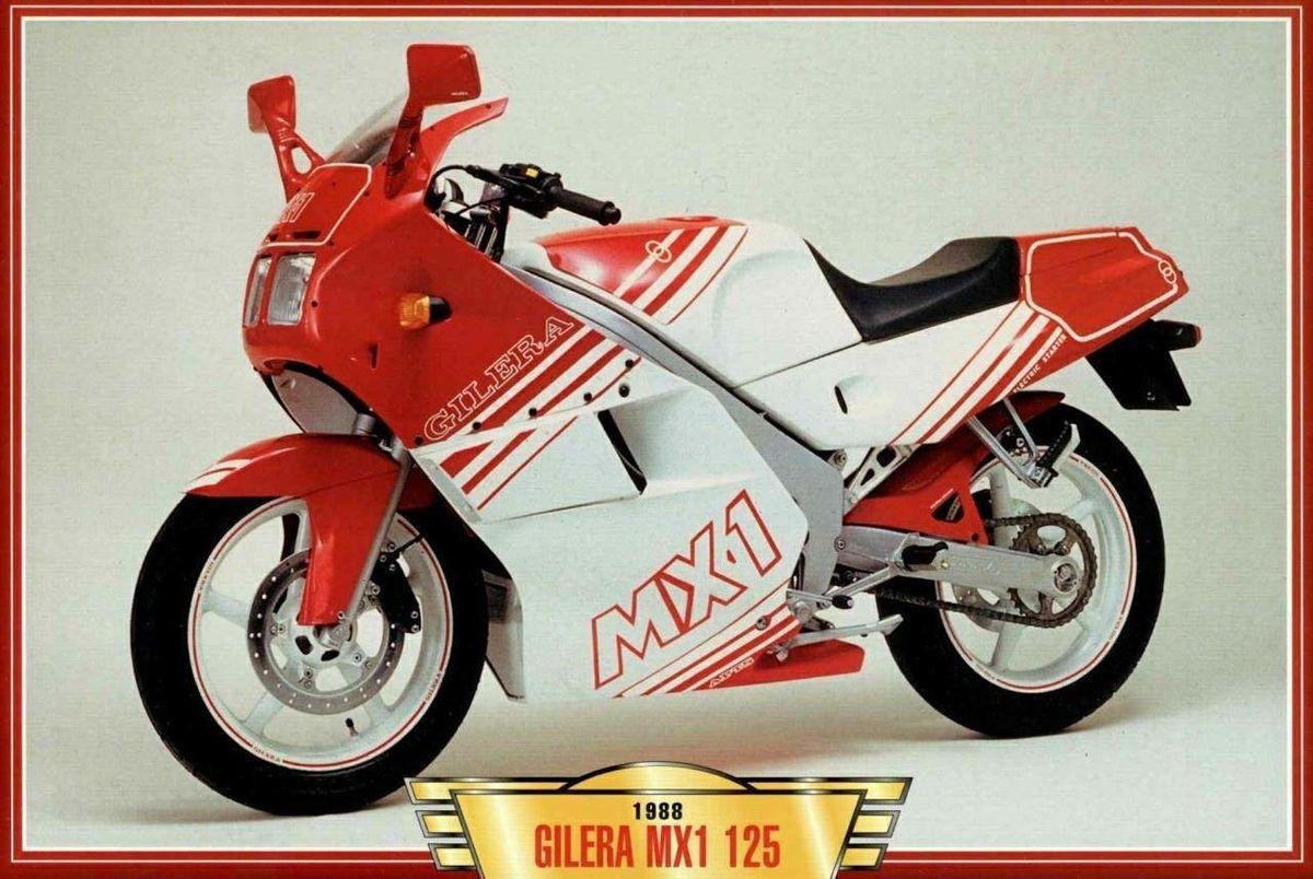 Gilera KZ 125 Endurance