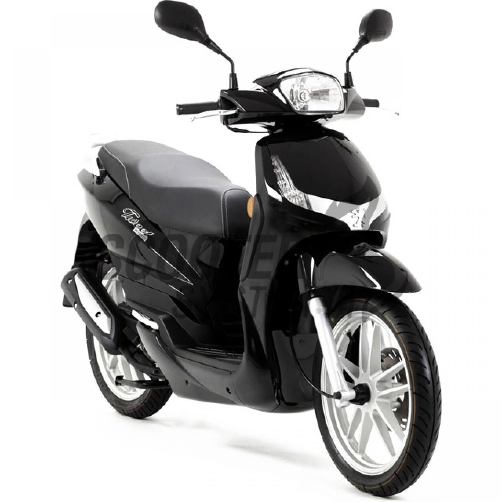 Скутеры Peugeot
