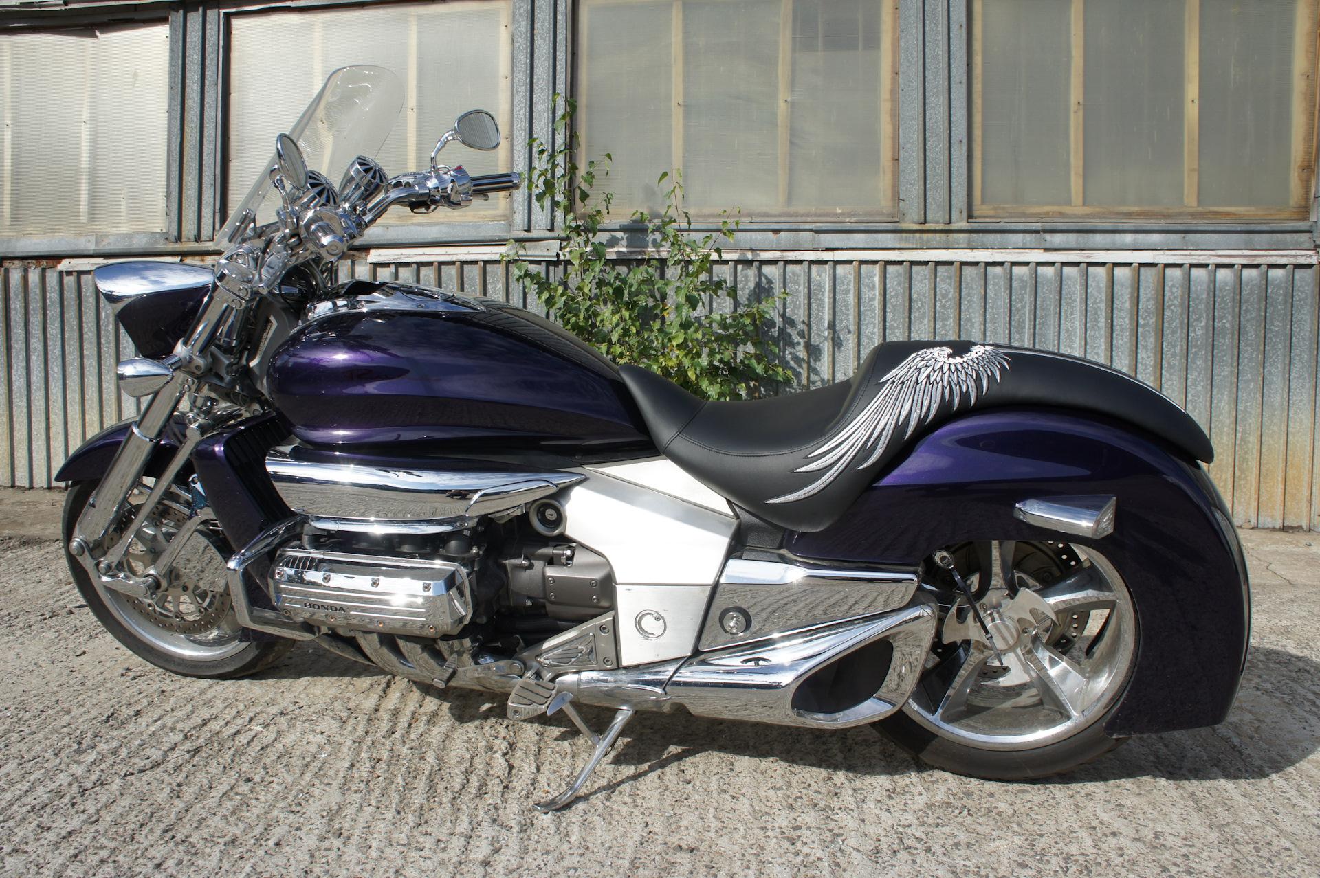 Мануалы и документация для Honda NRX1800 Valkyrie Rune