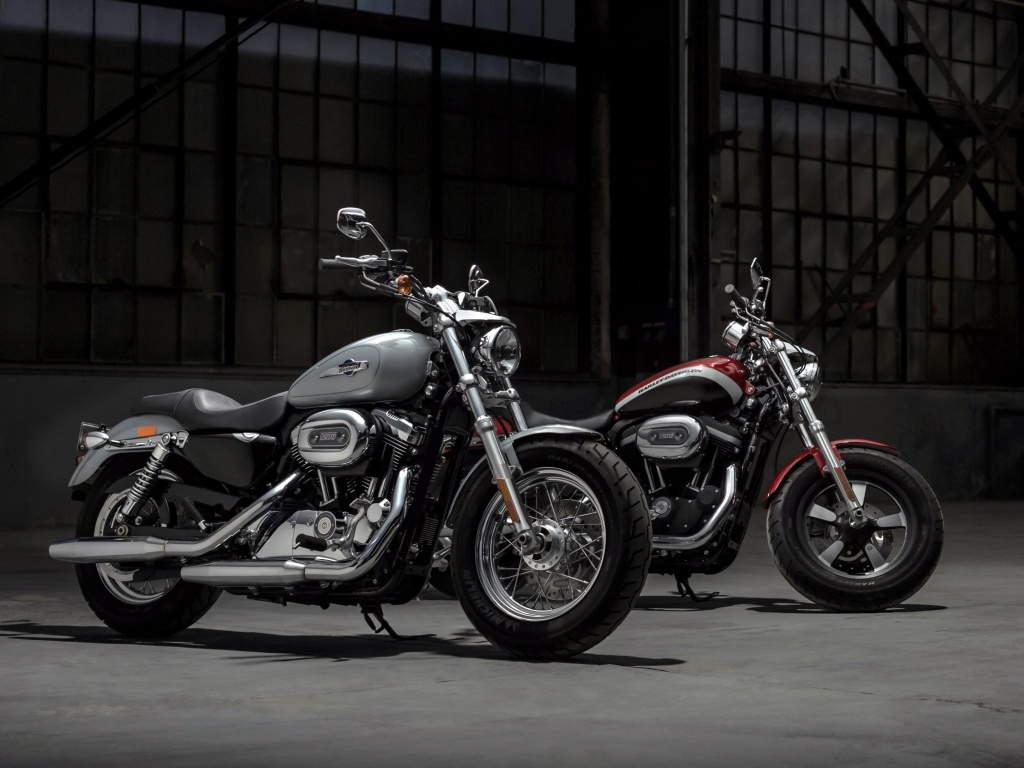 Harley-Davidson 1200 Custom