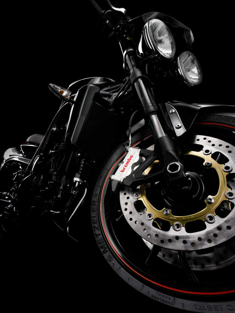 Мотоцикл Triumph Speed Triple 15th Anniversary Edition (2009)