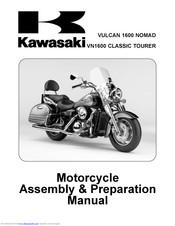 Мануалы и документация для Kawasaki VN1600 Vulcan