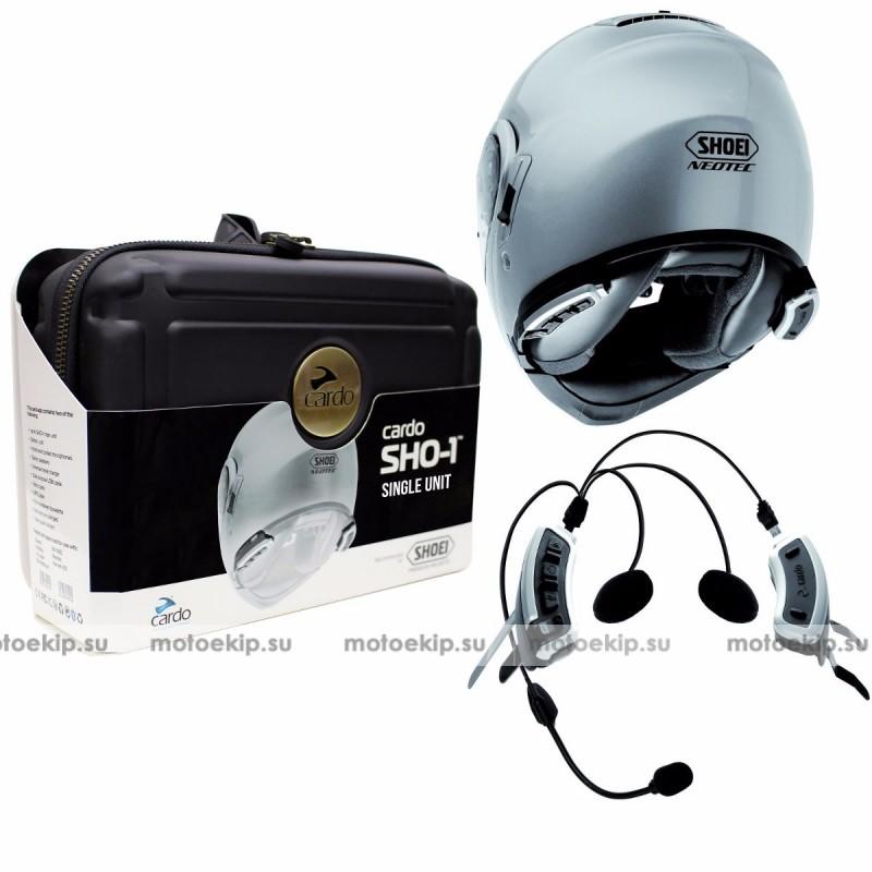 Обзор популярных мотогарнитур для шлемов