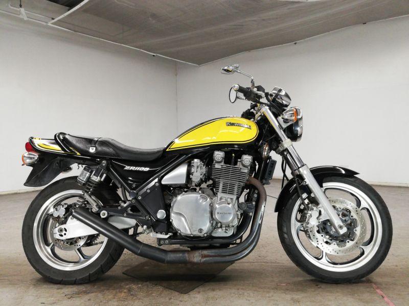 Kawasaki Zephyr 1100 (ZR 1100)