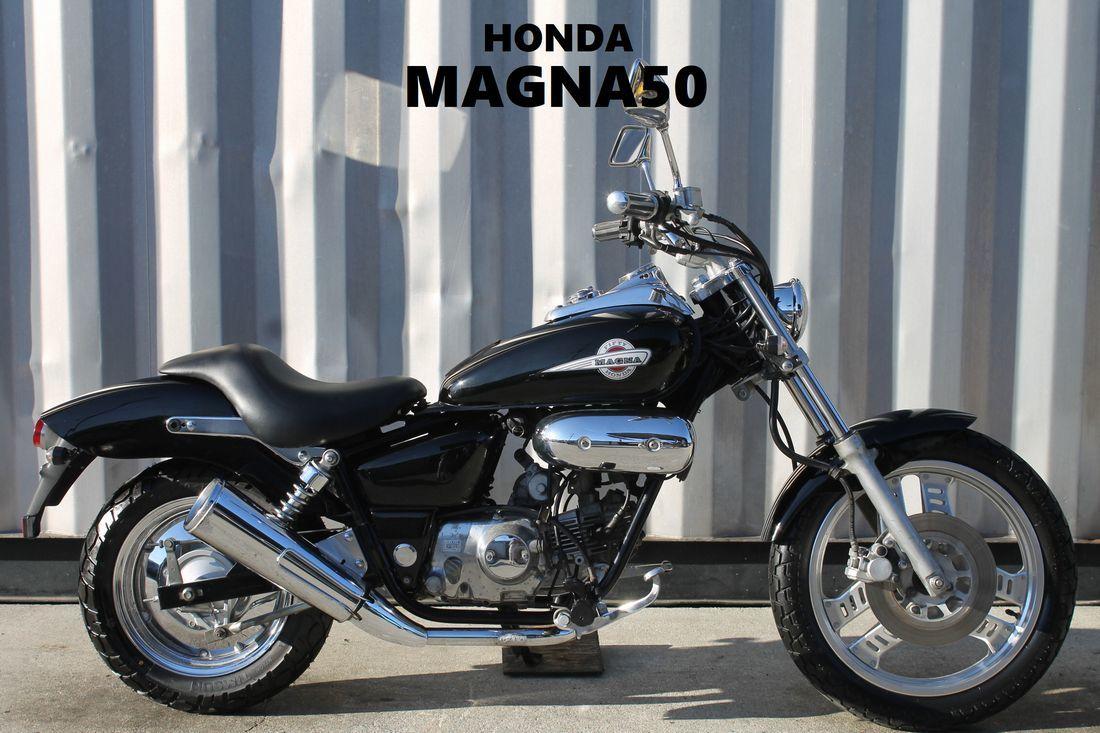 Обзор детского квадроцикла Honda Magna (Хонда Магна) ATV 50