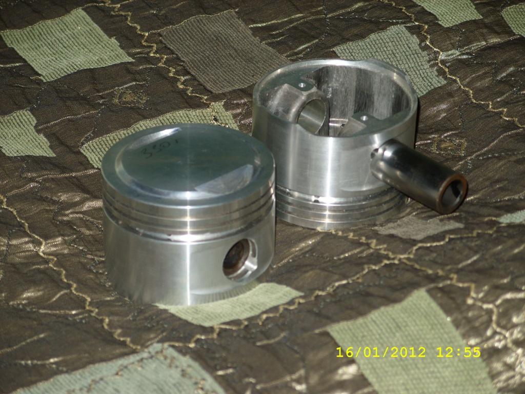 Какой поршень выбрать при тюнинге (форсировке) двигателя?