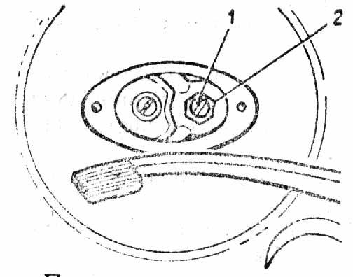 Регулировка сцепления ИЖ Юпитер 5