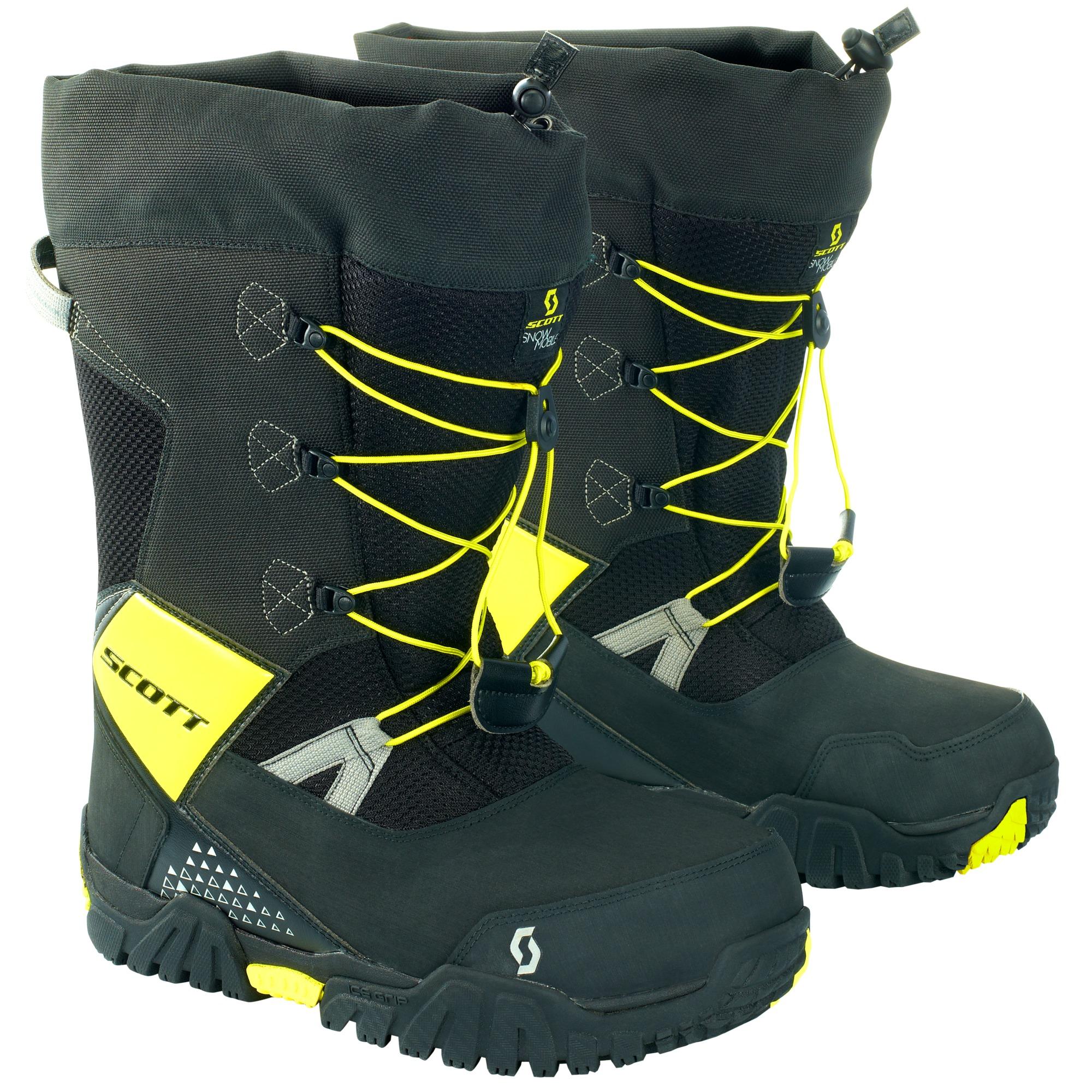 Удобная обувь для снегоходов Baffin