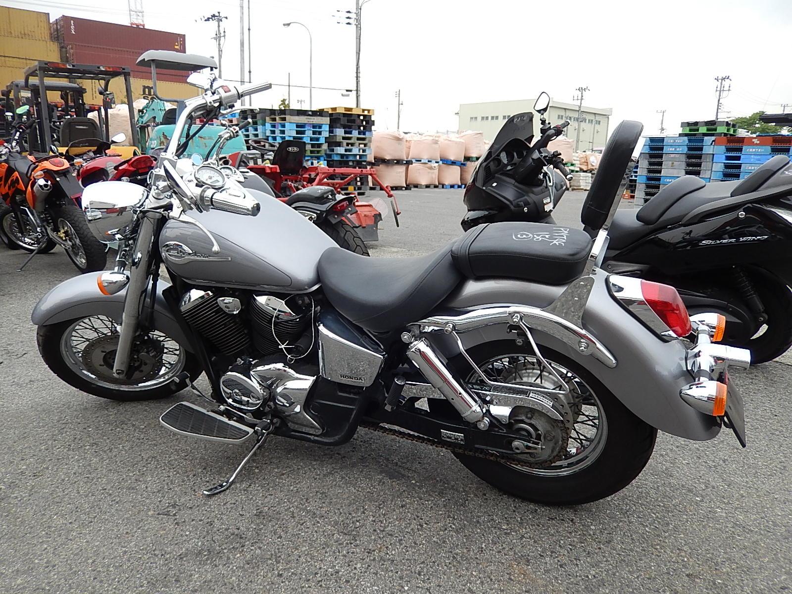 Обзор мотоцикла Honda Shadow 400