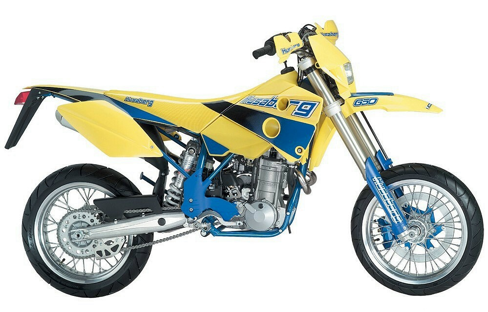 Husaberg FE 450e Limited Edition