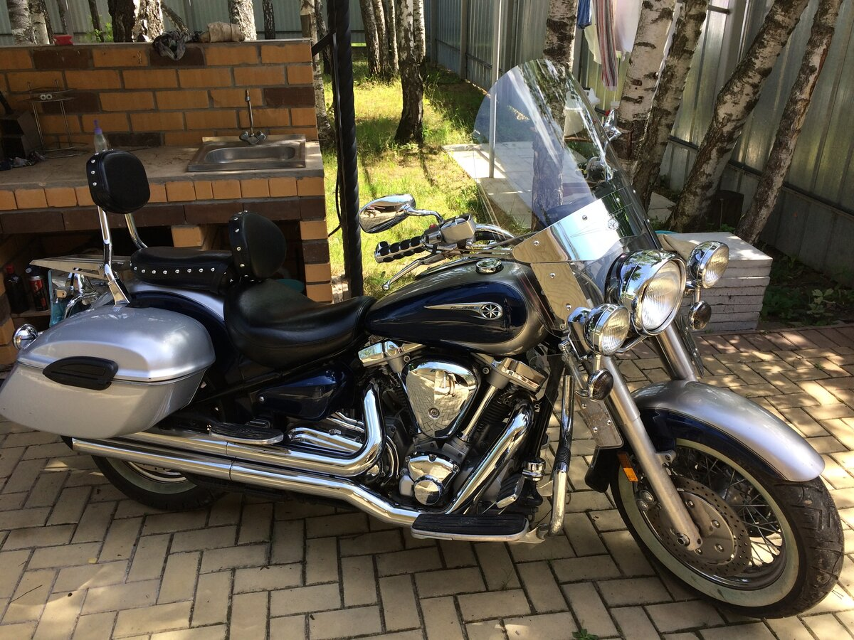 Yamaha XV1700
