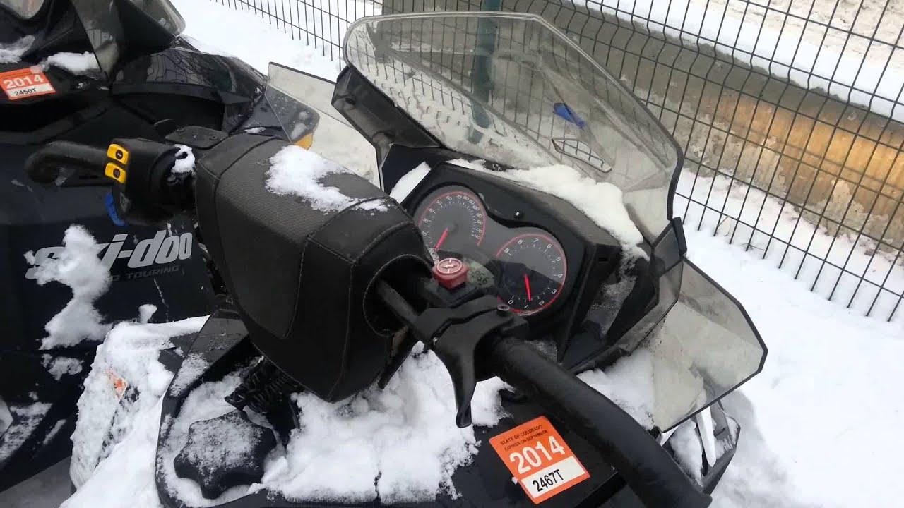 Снегоход Ski-Doo Grand Touring Sport 600ACE 4tec