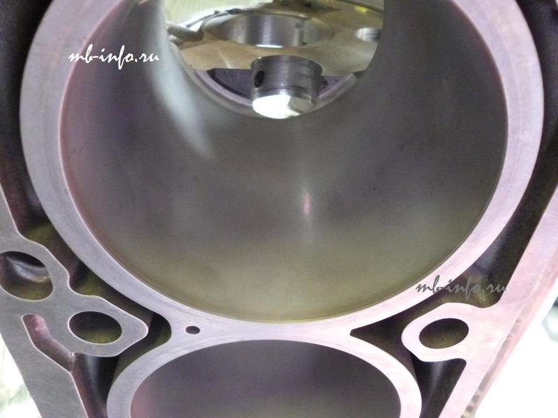 Как восстановить никасилевый цилиндр современного двигателя