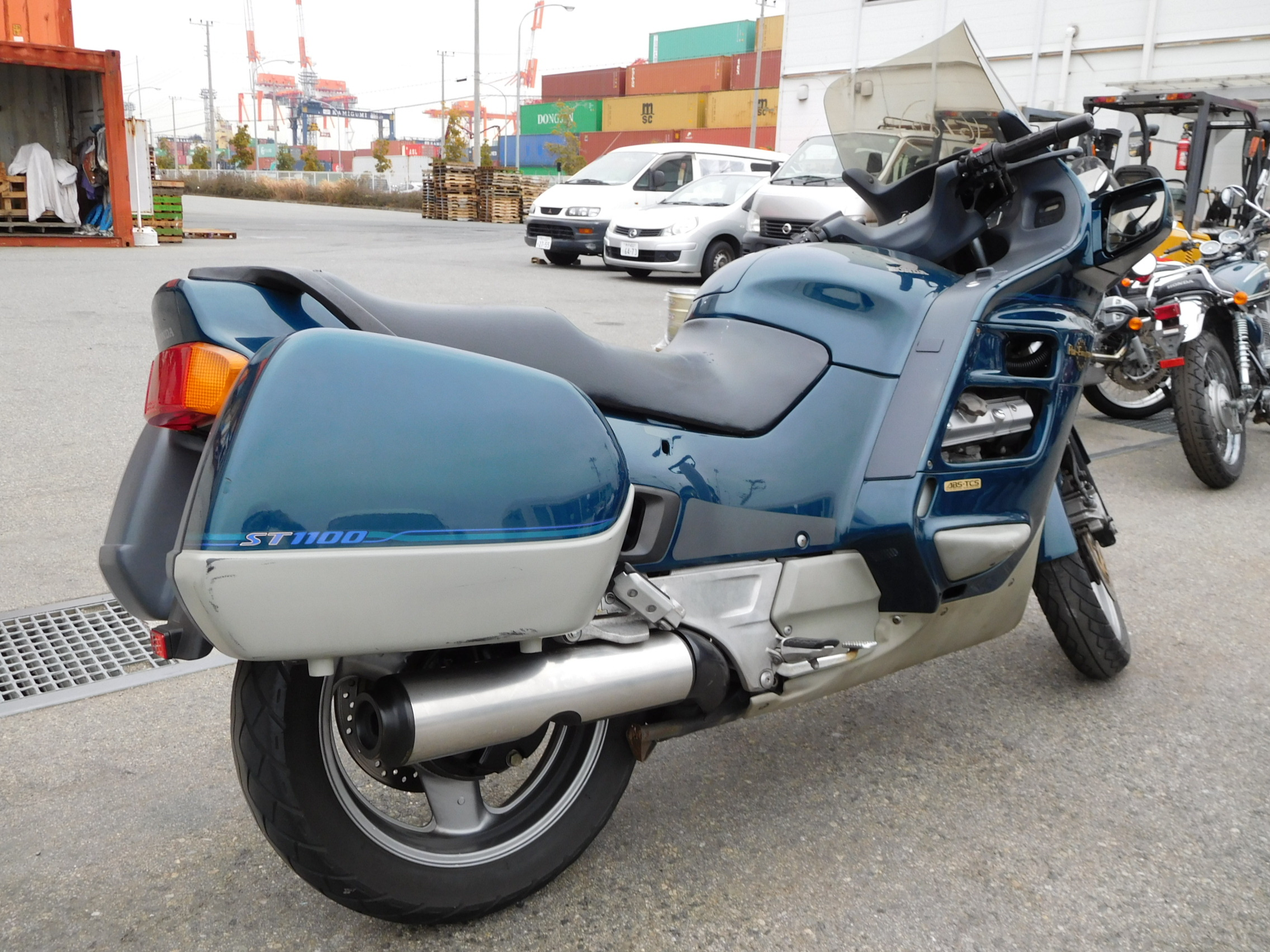 Honda ST1100 Pan European