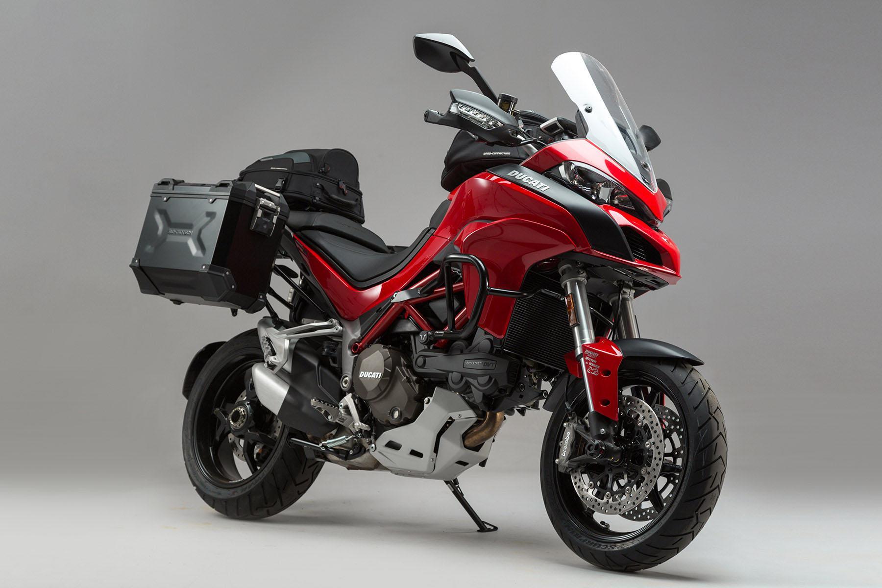 Обзор мотоцикла Ducati Multistrada 1200