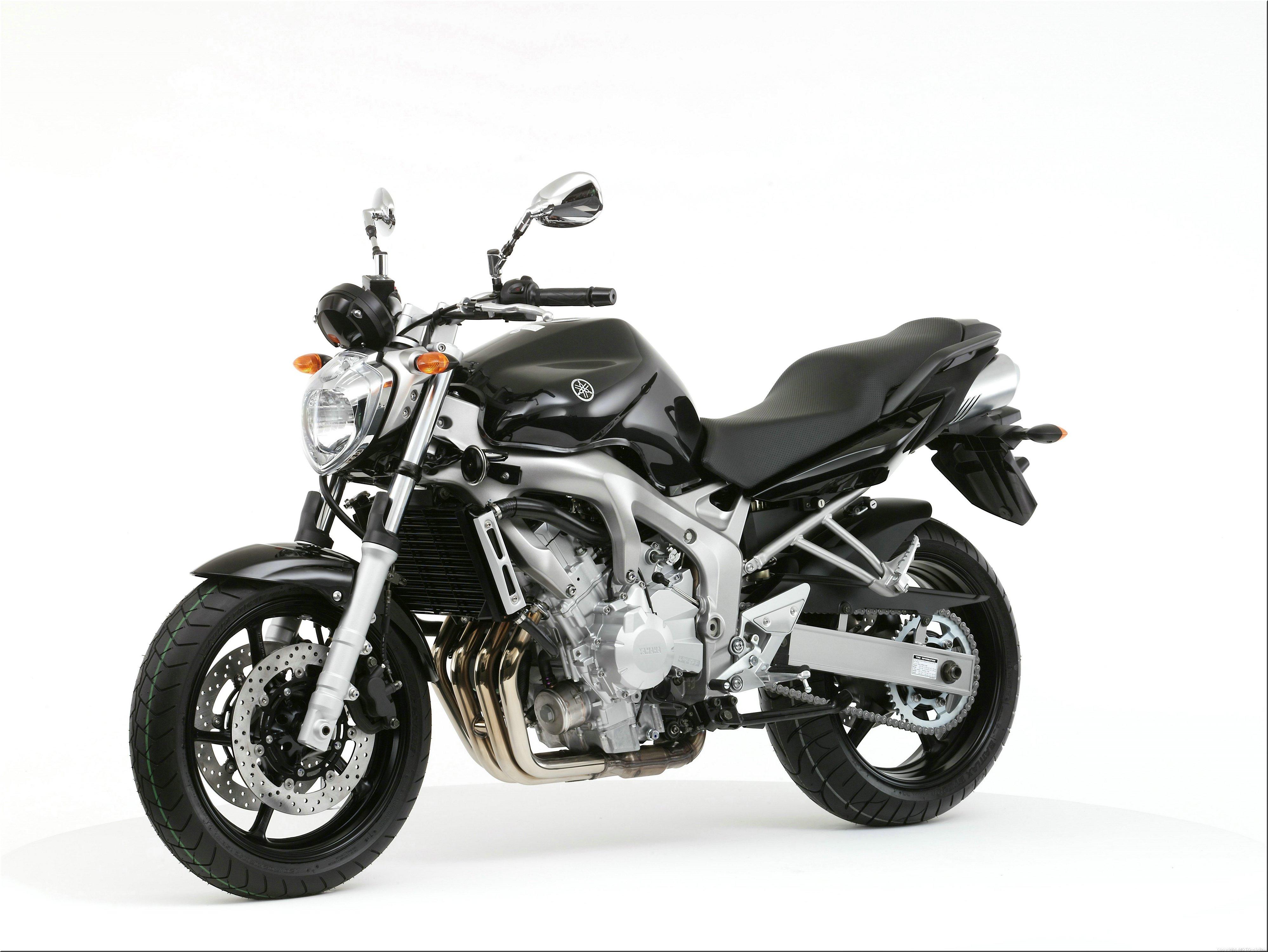 Yamaha FZ6 (FZ6N, FZ6S, FZ6R)